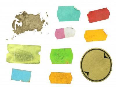 Sticker Residue