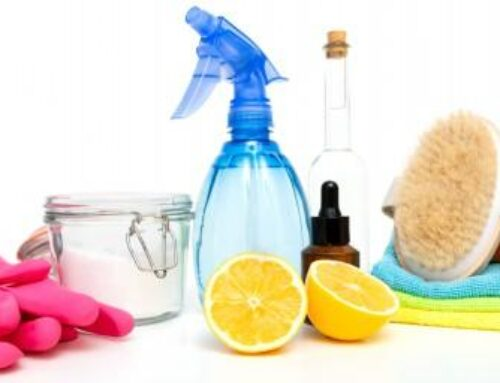DIY Natural Spring Cleaning Products