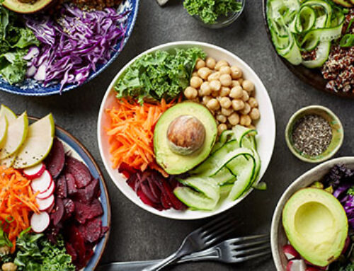 Power Bowls to Fuel Your Week
