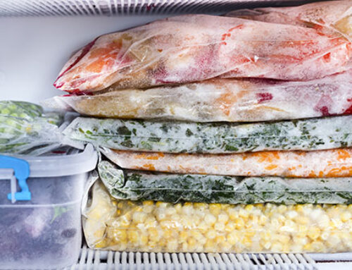 5 Delicious Freezer Meals