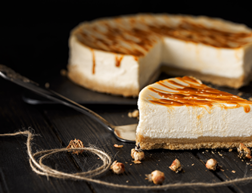 5 Mouth Watering Cheesecake Recipes