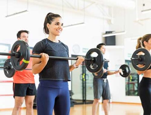 Work Out for More Than Weight Loss